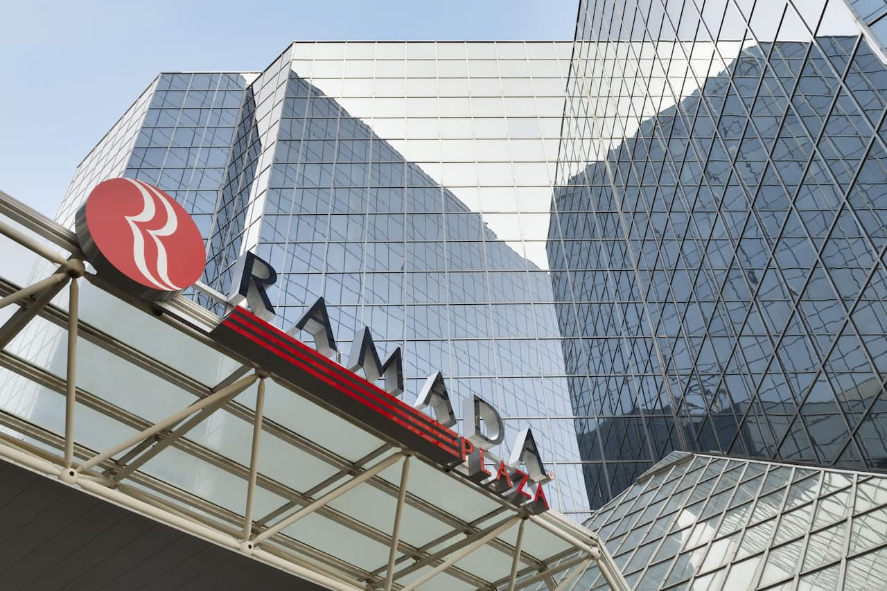 Ramada Plaza Antwerp in  Brussels,  BELGIUM