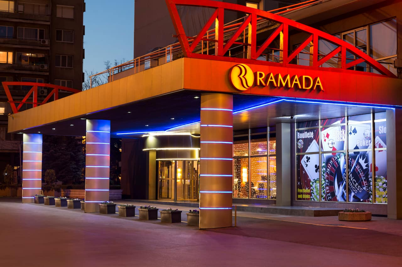 Ramada Sofia City Center in Sofia, Bulgaria