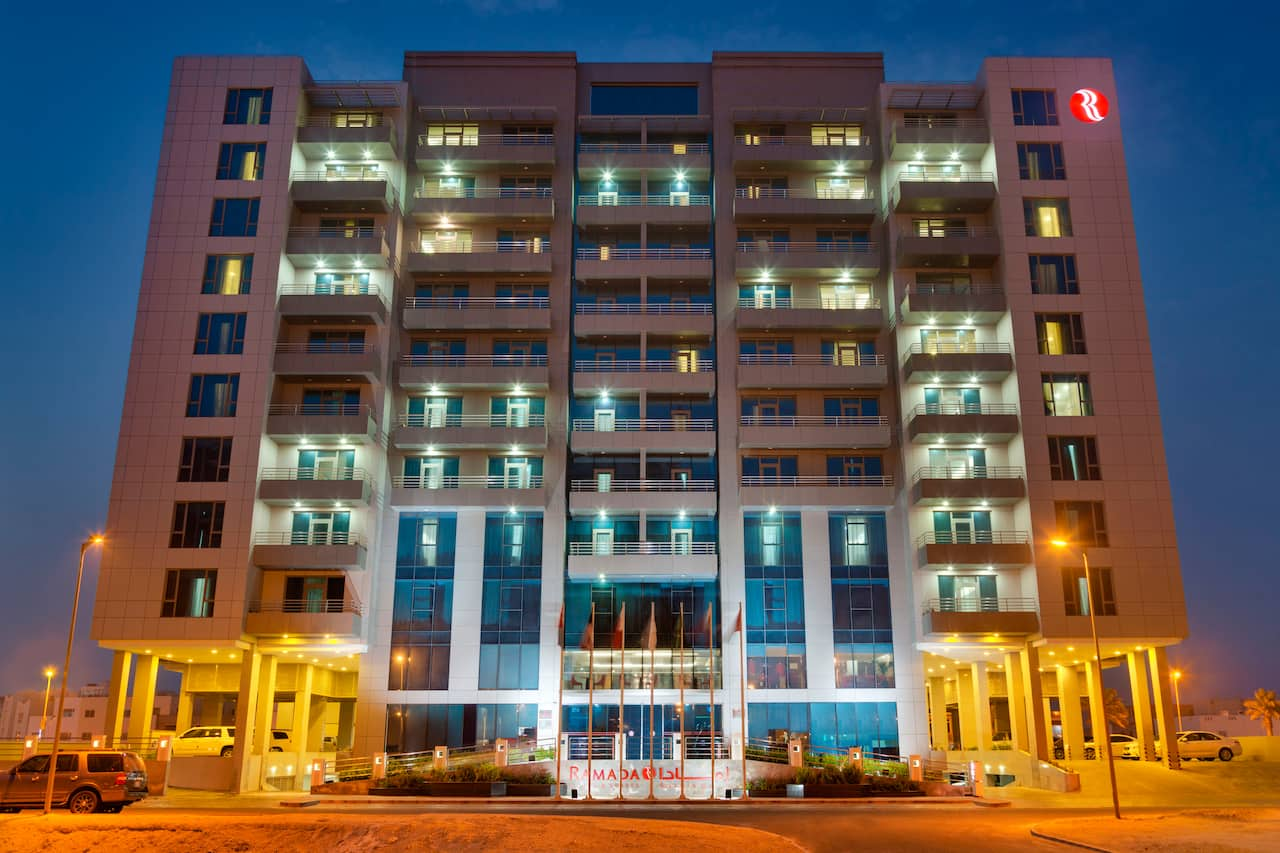 Ramada Hotel and Suites Amwaj Islands Manama in  Amwaj,  BAHRAIN