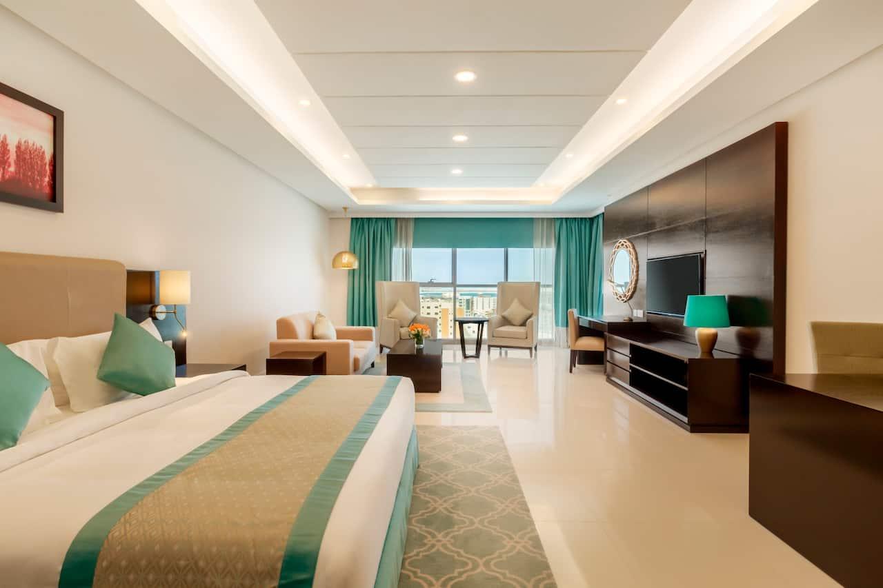 at the Ramada Hotel and Suites Amwaj Islands Manama in Amwaj, Bahrain