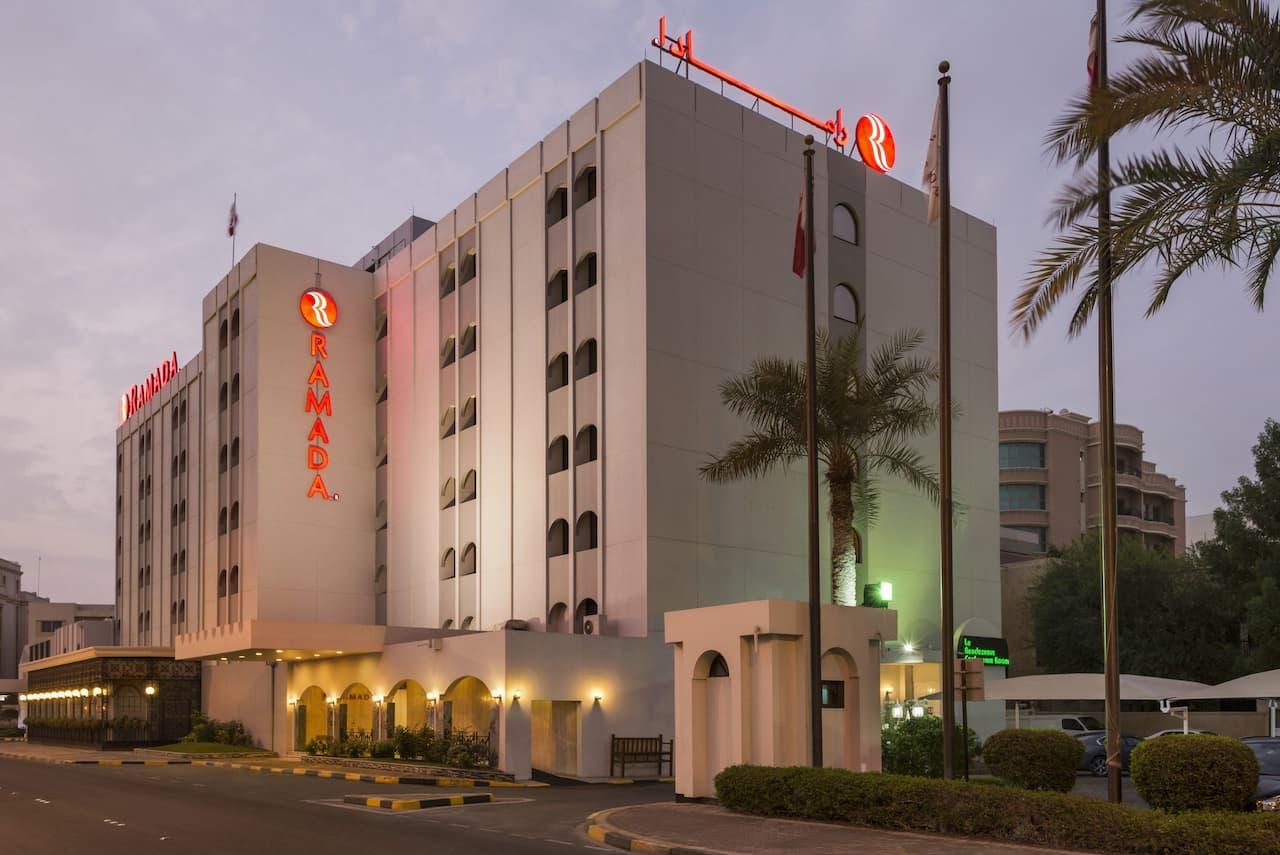 at the Ramada Hotel Bahrain in Manama, Bahrain