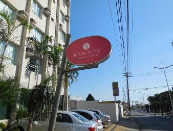 Ramada Hotel Americana in Americana, BRAZIL