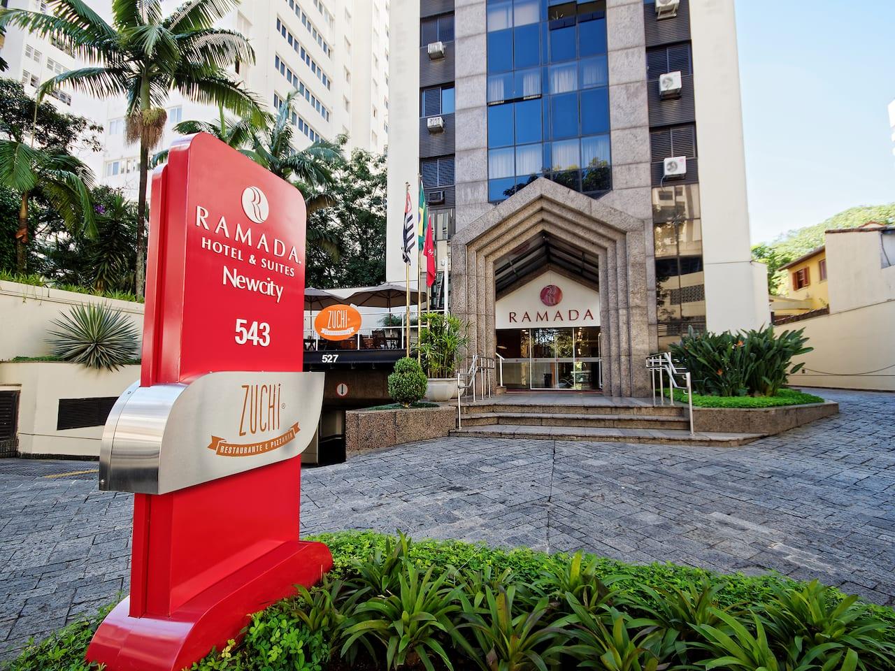 Ramada Suites Sao Paulo Itaim Bibi Newciti in  Guarulhos,  BRAZIL
