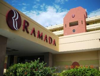 at the Ramada Belize City Princess Hotel in Belize City, Belize
