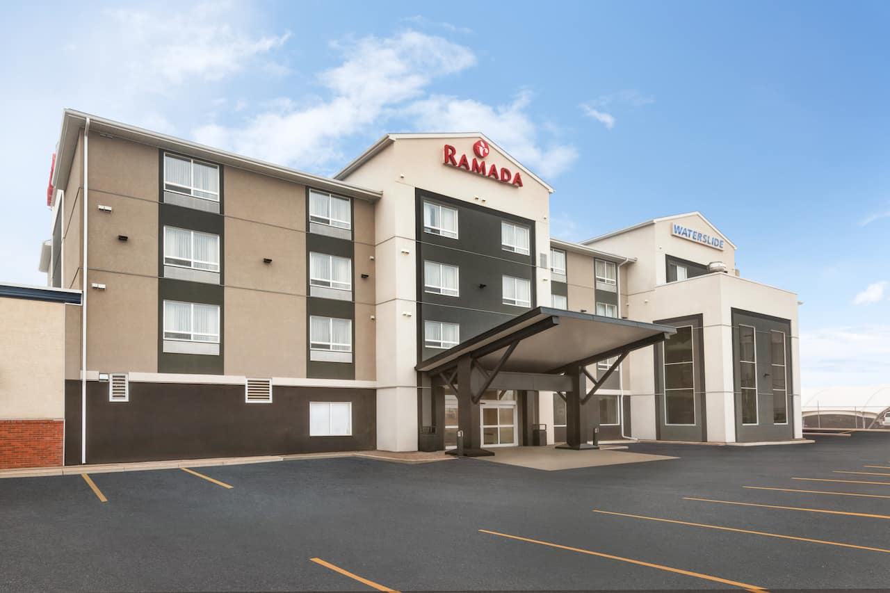 at the Ramada Airdrie Hotel and Suites in Airdrie, Alberta