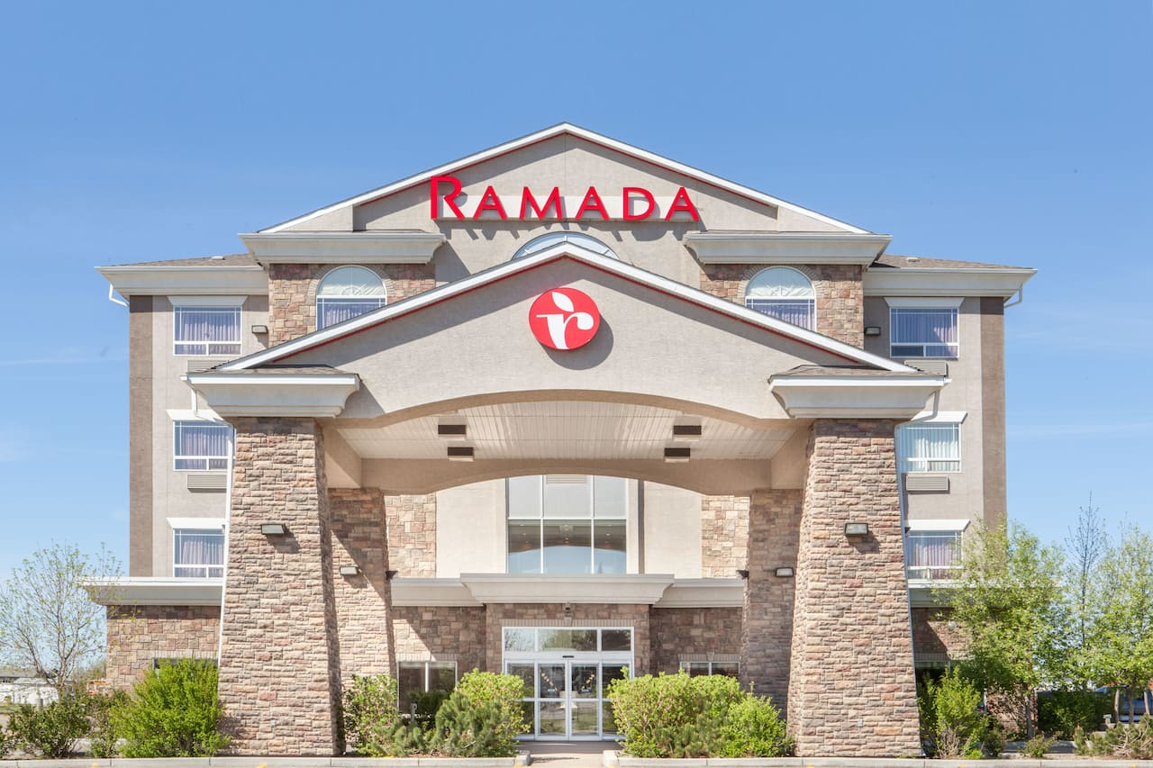 at the Ramada Brooks in Brooks, Alberta
