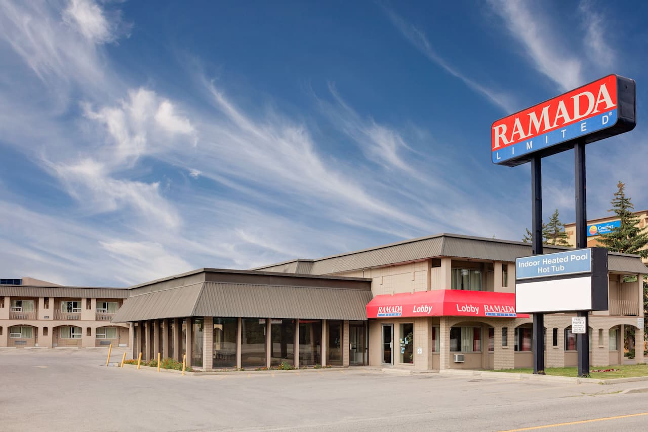 Ramada Limited Calgary Northwest in Calgary, Alberta