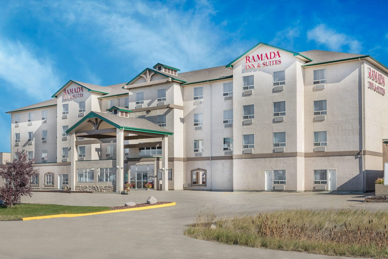 at the Ramada Clairmont/Grande Prairie in Clairmont, Alberta
