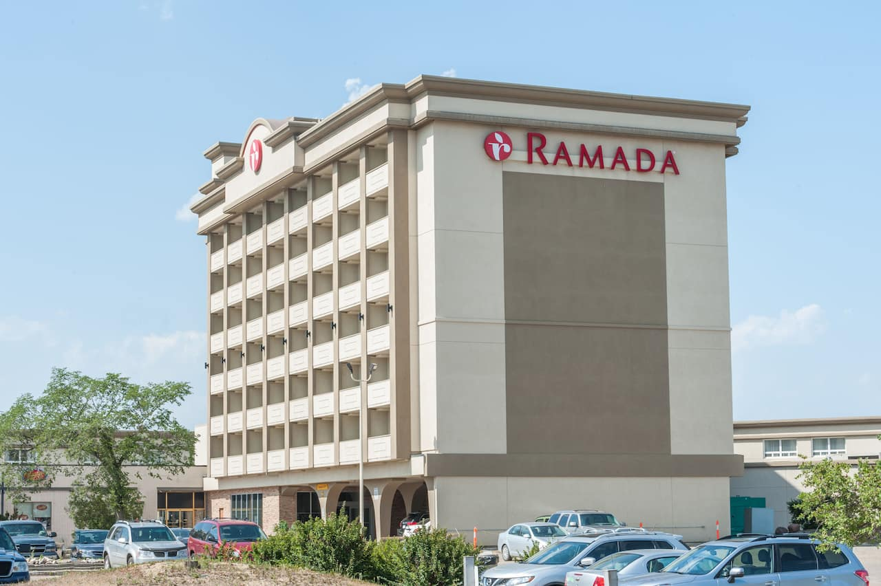 at the Ramada Edmonton South in Edmonton, Alberta