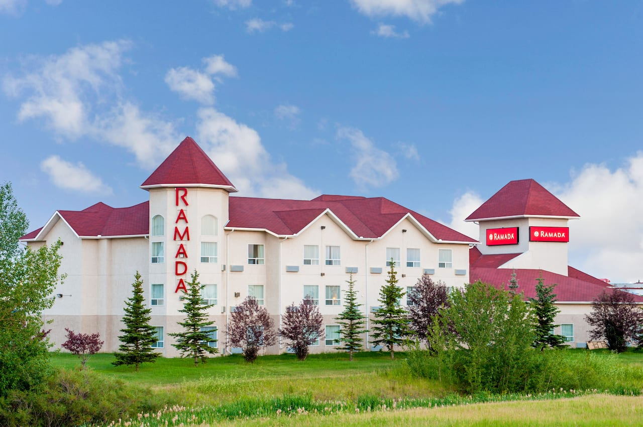 Ramada Edmonton International Airport in Leduc, Alberta