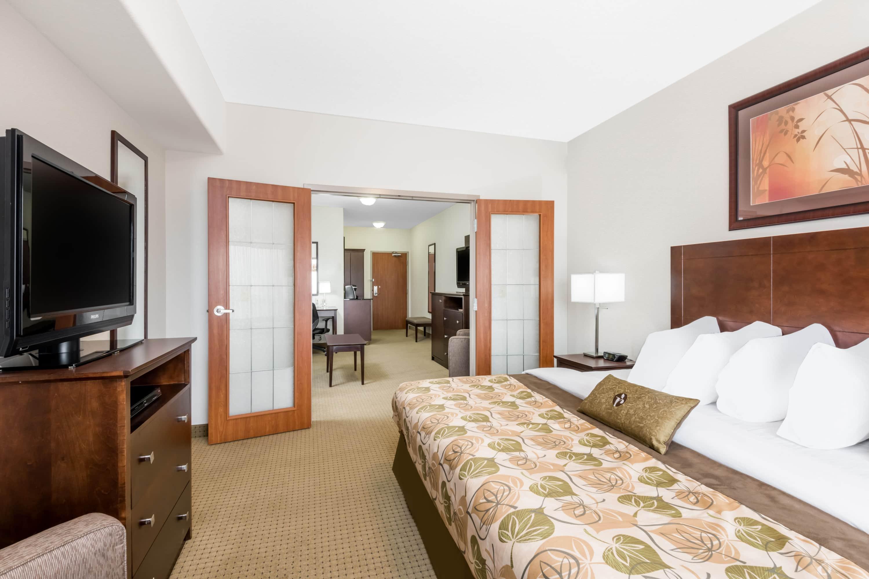 Ramada Olds suite in Olds, Alberta