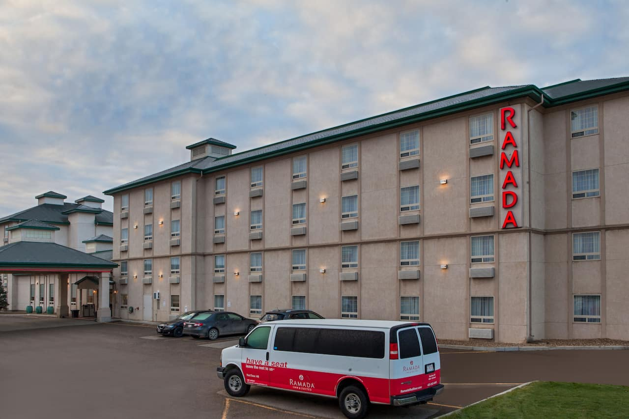 Ramada Red Deer Hotel and Suites near Golden Circle