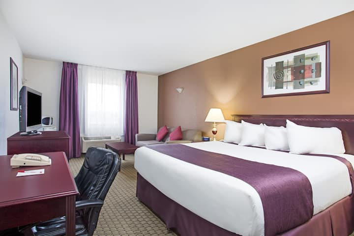 Ramada Red Deer Hotel and Suites suite in Red Deer, Alberta