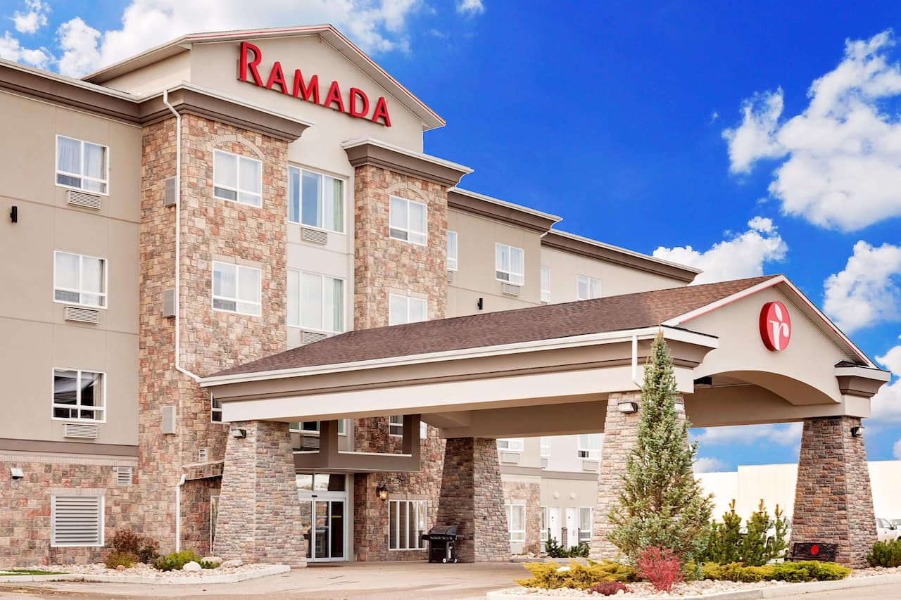 at the Ramada Stettler in Stettler, Alberta