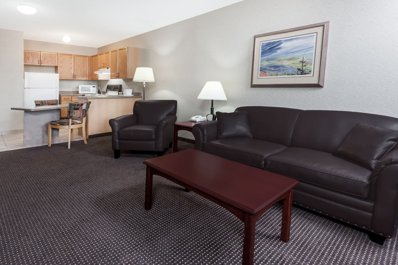 at the Ramada Stony Plain Hotel & Suites in Stony Plain, Alberta