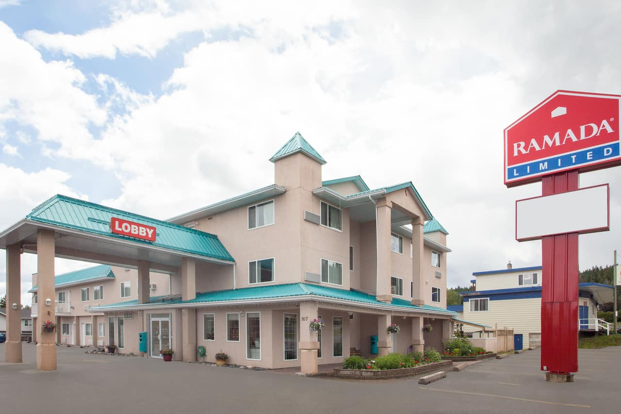at the Ramada Limited 100 Mile House in 100 Mile House, British Columbia