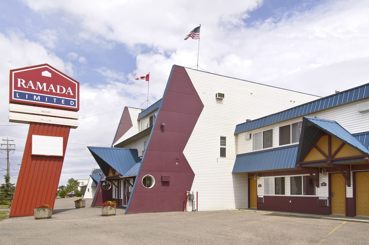 Ramada Limited Dawson Creek in Dawson Creek, British Columbia