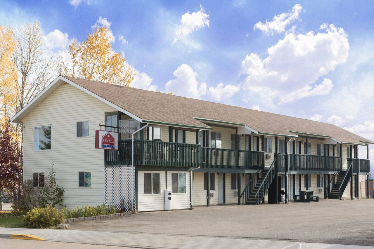 Ramada Limited Fort Nelson in Fort Nelson, British_Columbia