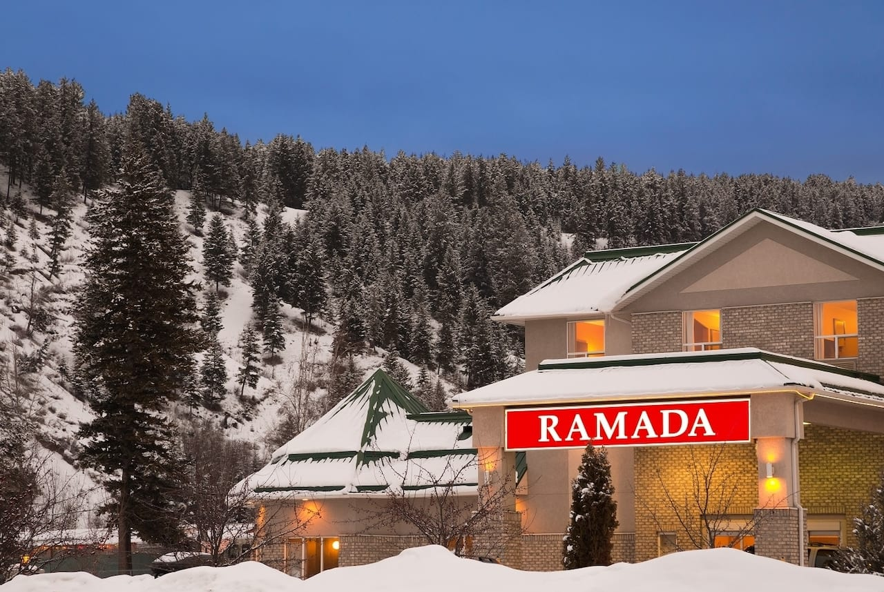 Ramada Limited Golden in Golden, British_Columbia