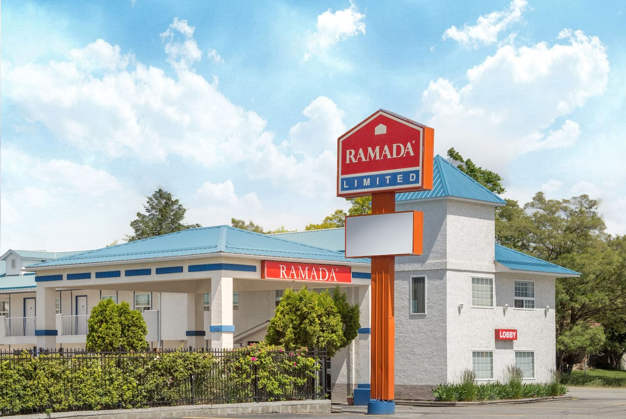 Ramada Limited Grand Forks in Grand Forks, British Columbia
