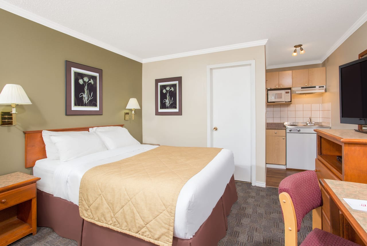 at the Ramada Limited Grand Forks in Grand Forks, British Columbia