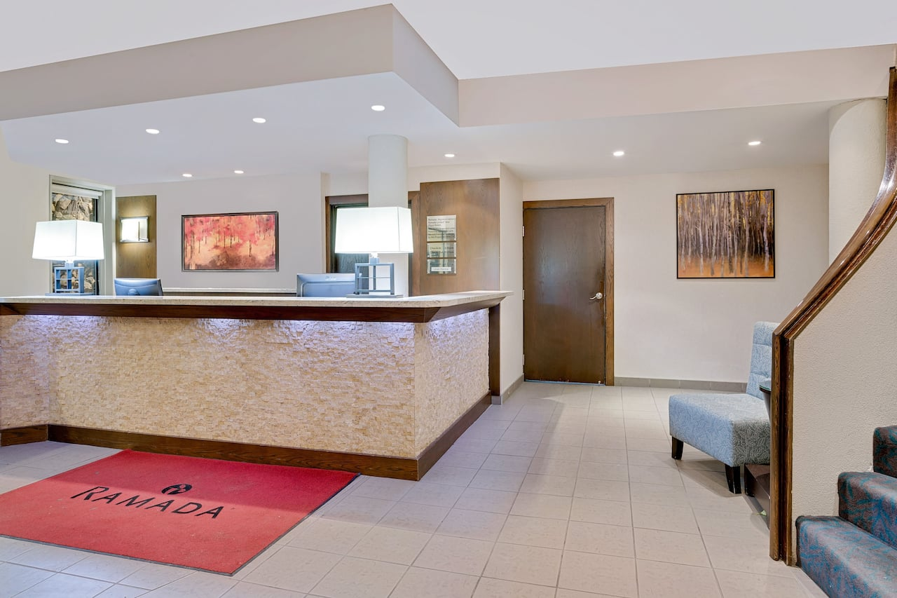 Ramada Kamloops in  Kamloops,  British_Columbia