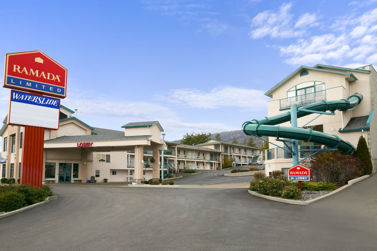 at the Ramada Limited Merritt in Merritt, British Columbia