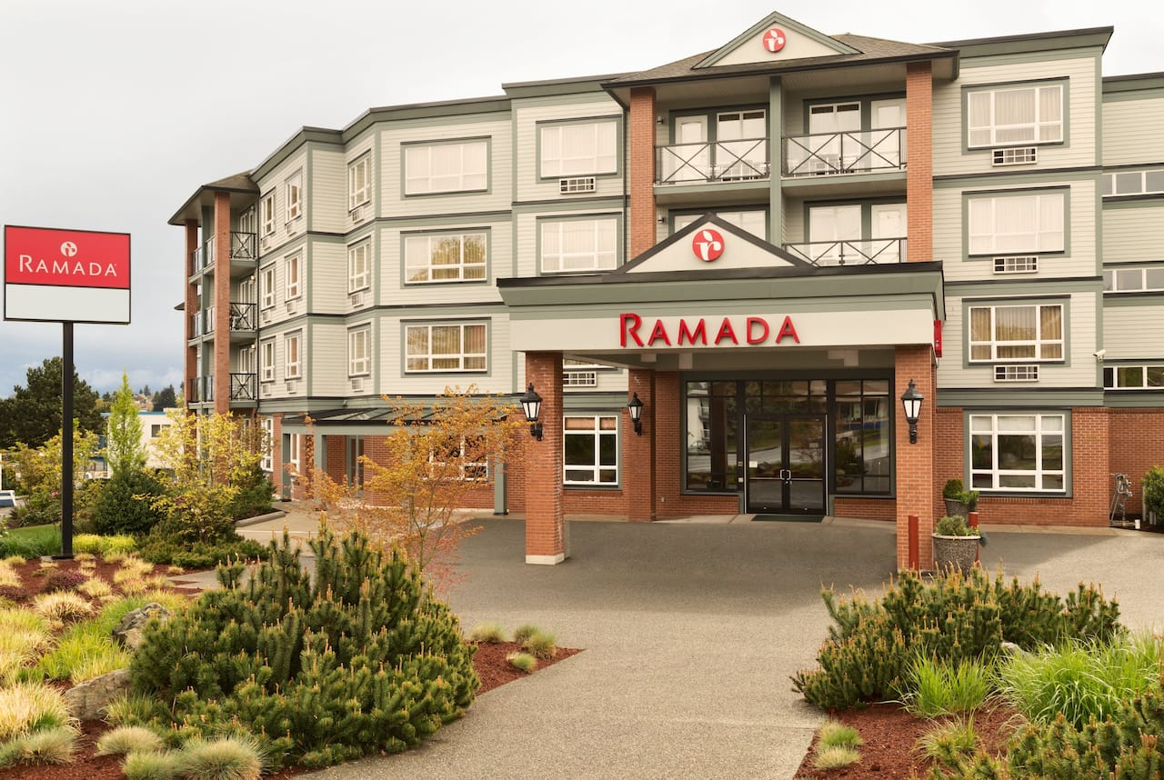 Ramada Nanaimo near Port Theatre The