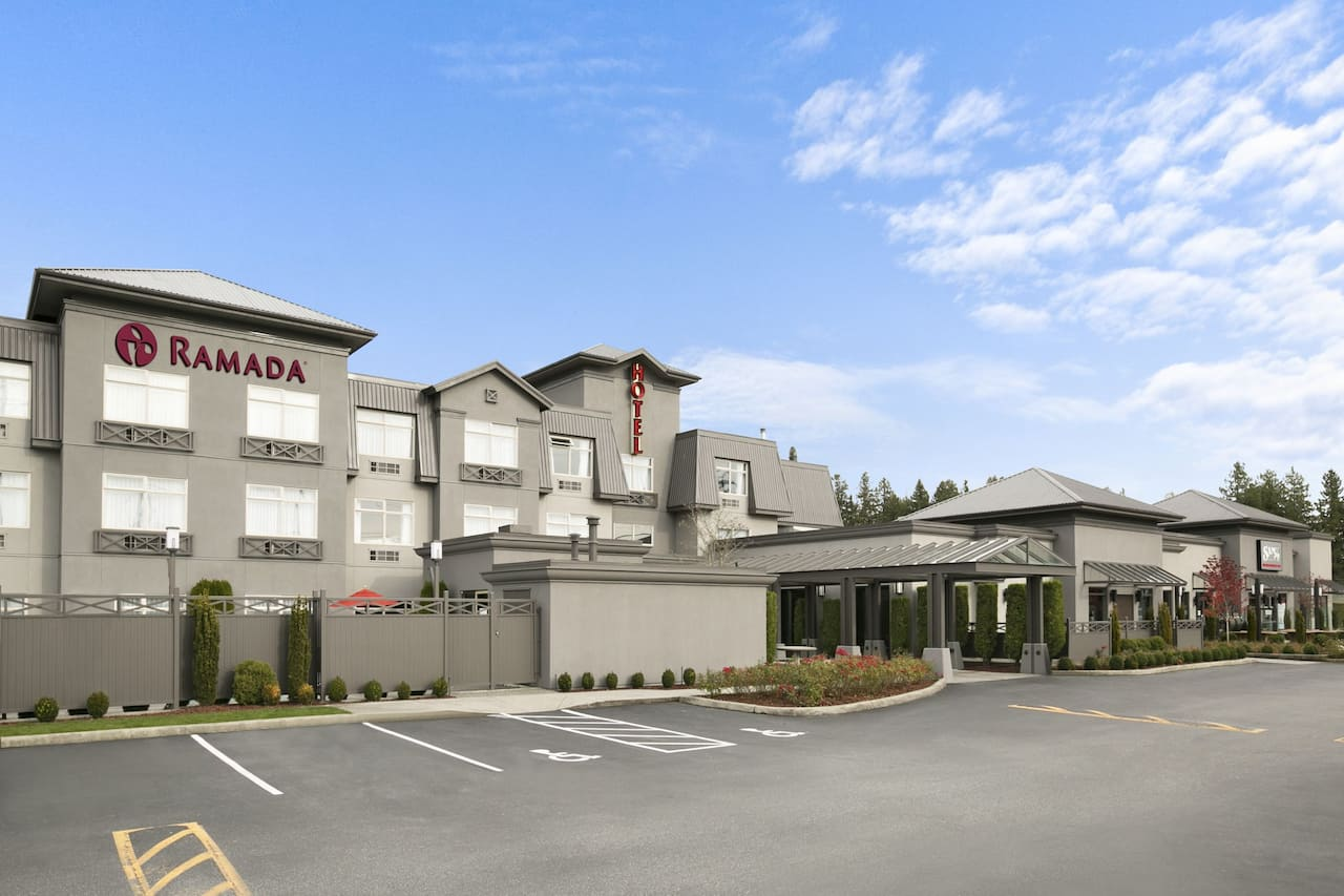 at the Ramada Pitt Meadows in Pitt Meadows, British Columbia