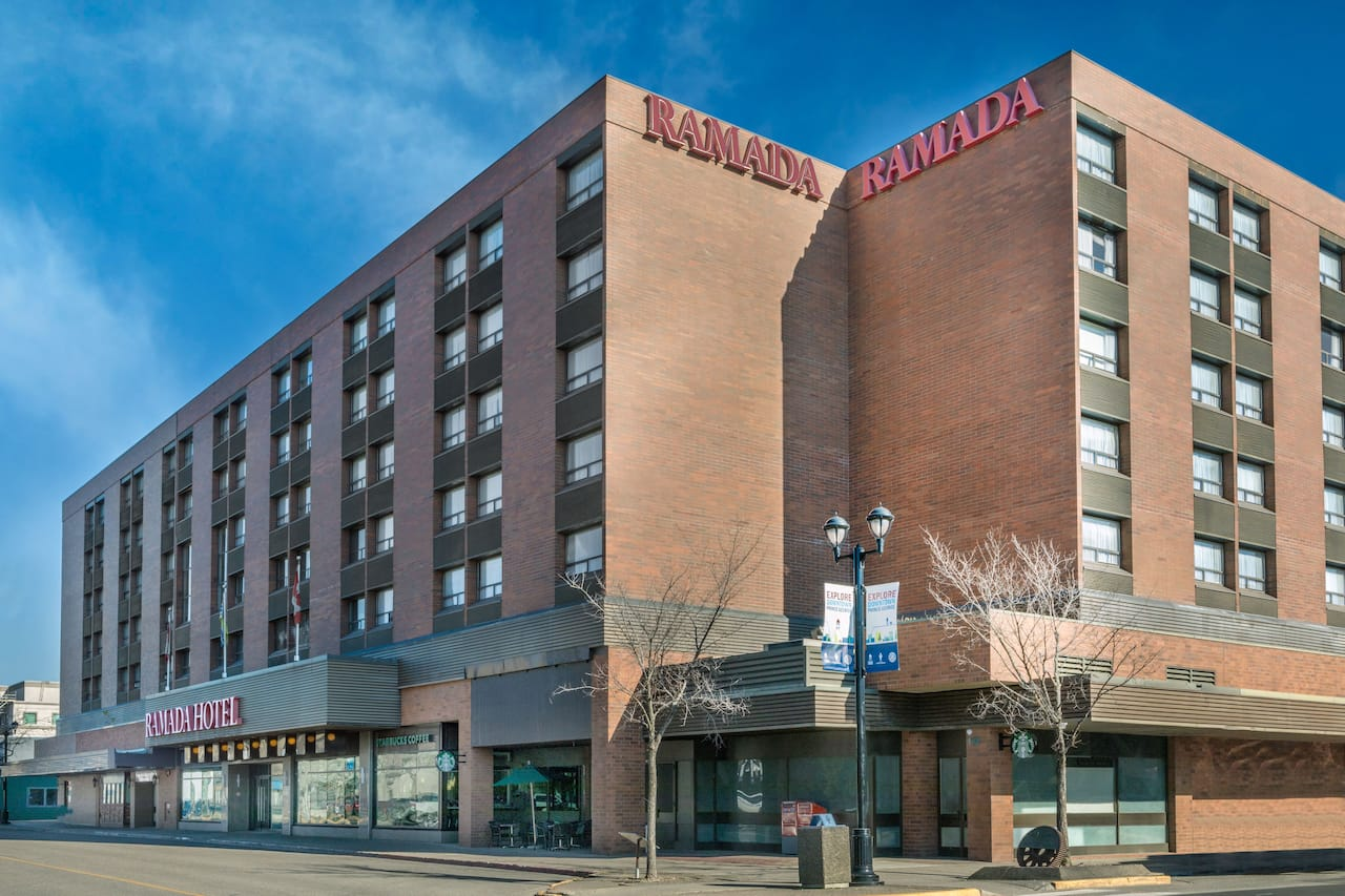 Ramada Plaza Prince George in Prince George, British Columbia