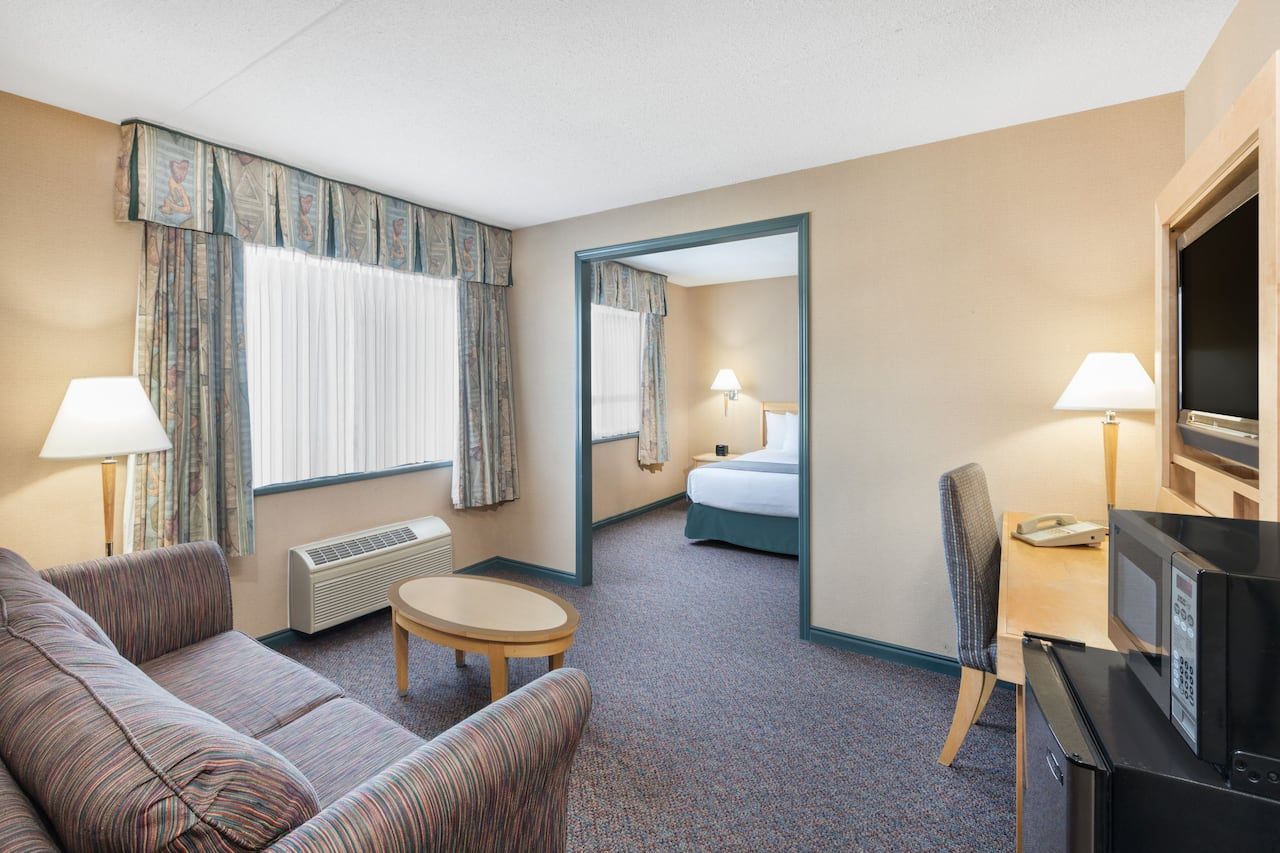 at the Ramada Plaza Prince George in Prince George, British Columbia