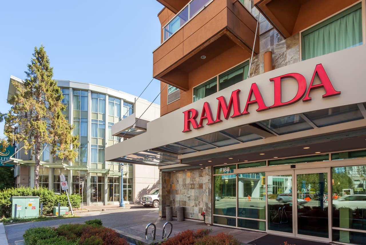 at the Ramada Limited Vancouver Airport in Richmond, British Columbia