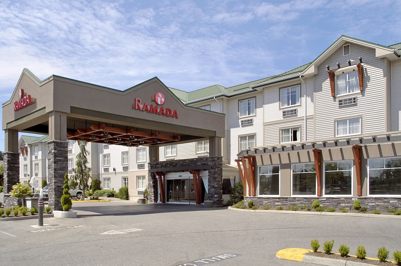 Ramada Surrey/Langley in Coquitlam, British_Columbia