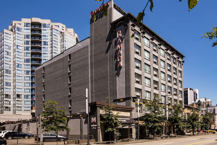 Ramada By Wyndham Vancouver Downtown Vancouver Bc Hotels