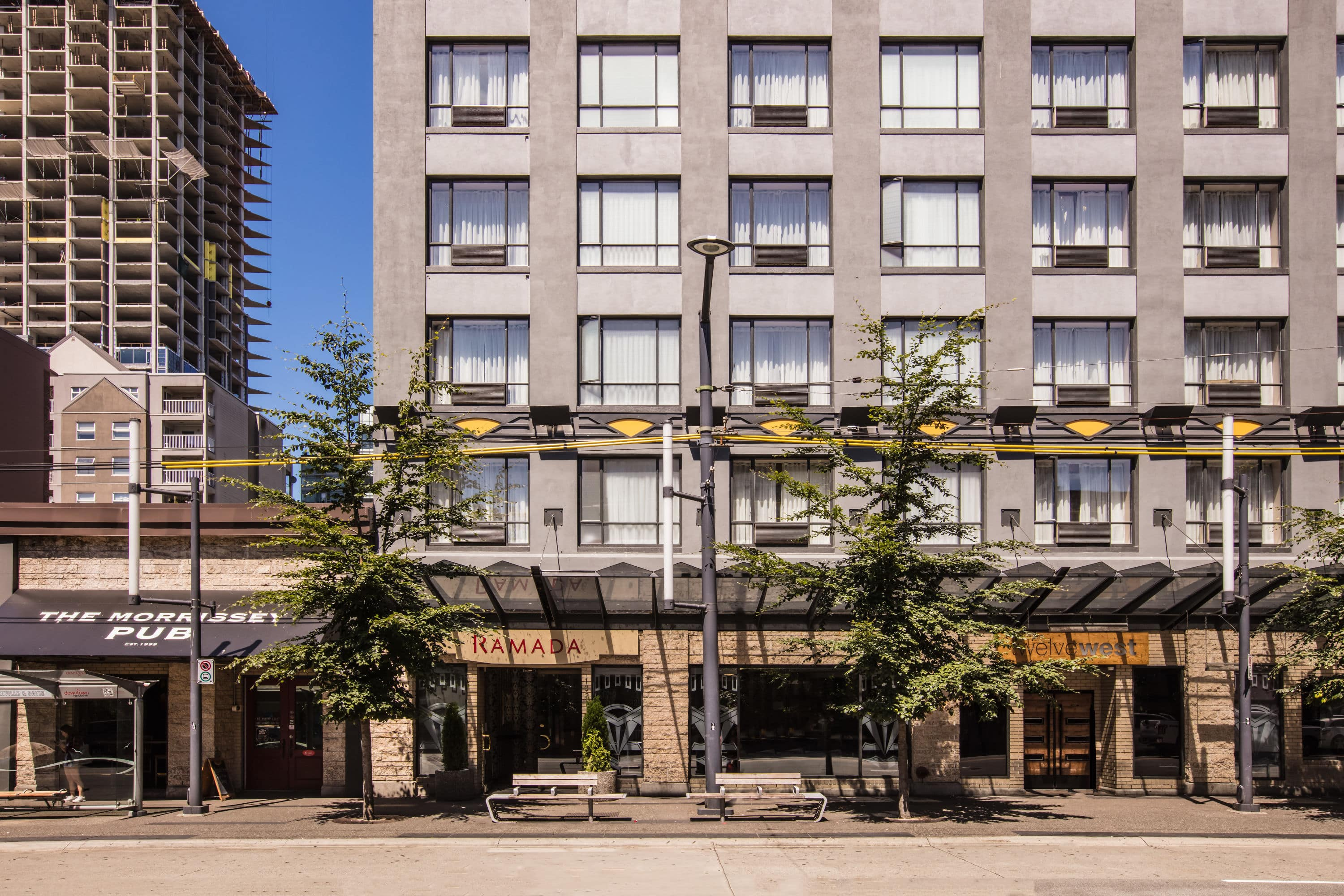Excellent Ramada Vancouver Downtown With Hotels Near Pacific Central Station