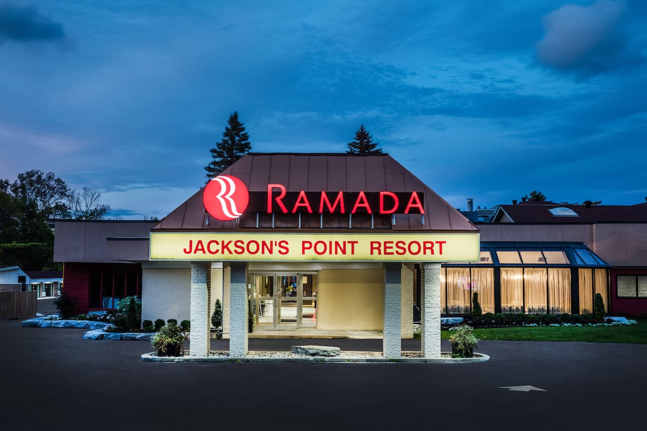 Ramada Jacksons Point in  Orillia,  Ontario