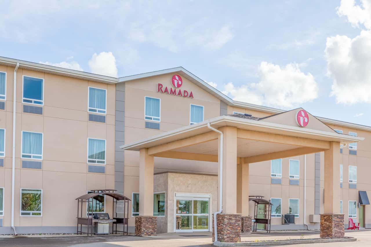 at the Ramada Carlyle in Carlyle, Saskatchewan