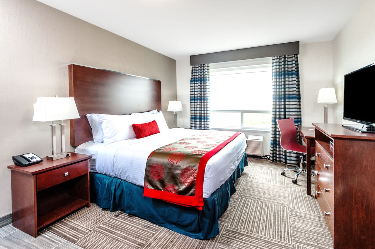 at the Ramada Moose Jaw in Moose Jaw, Saskatchewan