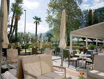 im Ramada Arcadia Locarno in Locarno, Schweiz