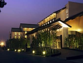 Ramada Parkview Hotel in Changzhou, China