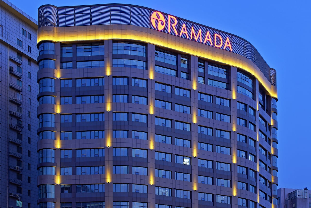 Ramada Changzhou North in  Jintan,  CHINA
