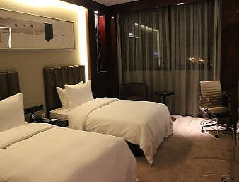 at the Ramada Changzhou North in Changzhou, China