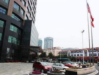 at the Ramada Changzhou North in Changzhou, China