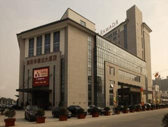 Ramada Changzhou in  Changzhou Jiangsu,  CHINA