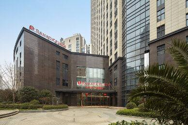 Ramada Plaza Suites Changzhou in  Jingjiang,  CHINA