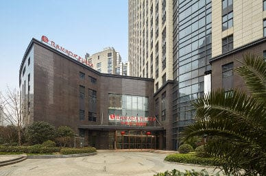 Ramada Plaza Suites Changzhou in  Changzhou Jiangsu,  CHINA