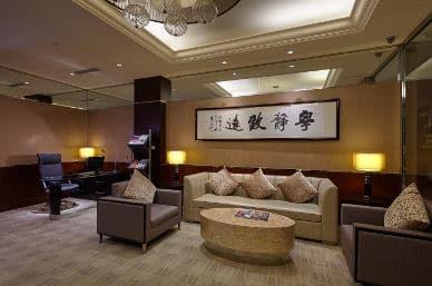 at the Ramada Plaza Suites Changzhou in Changzhou, China