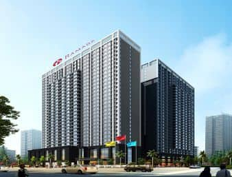 Ramada Chengdu North in Guanghan, China
