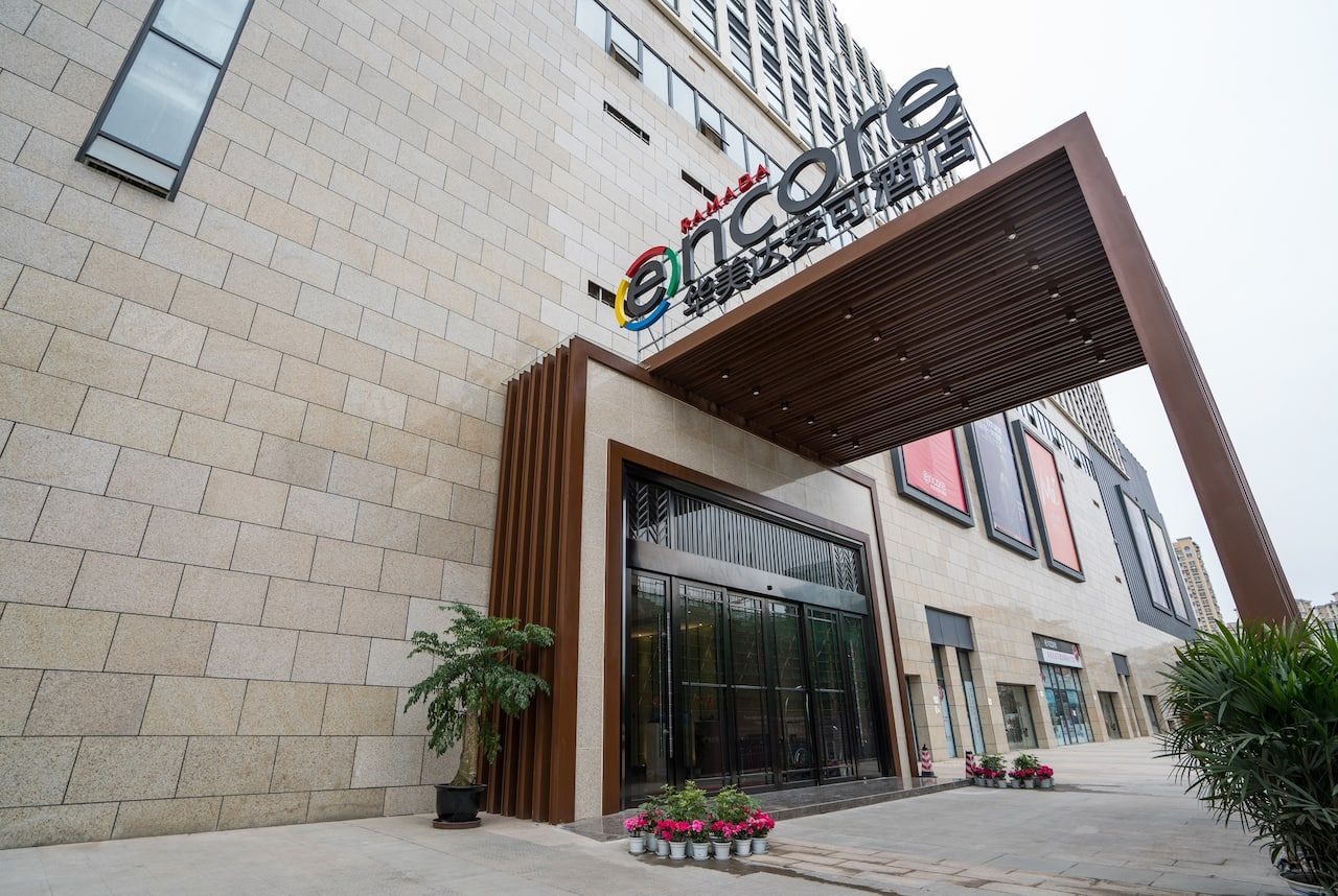 Ramada Encore Jintang in Guanghan, China