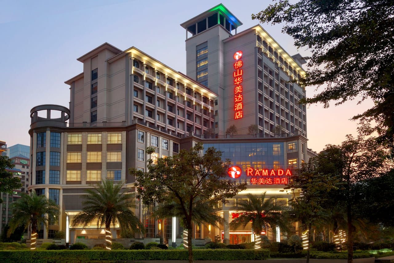 Ramada Foshan in Guangzhou, China